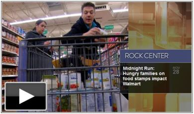 Rock Center with Brian Williams – Orangevale Food Bank
